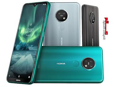 مواصفات جوال نوكيا 7.2 Nokia  مواصفات نوكيا 7.2 Nokia  سعر موبايل نوكيا 7.2 Nokia - هاتف/جوال/تليفون  نوكيا Nokia 7.2