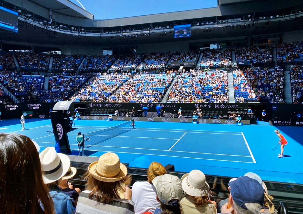 Australian Open: Petenis Unggulan Bertumbangan di Hari Kelima, Simona Halep Belum Terbendung