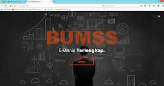 Tampilan BUMSS