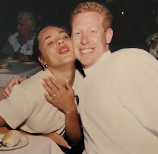Mimi Sommer with her husband Rick Dohler