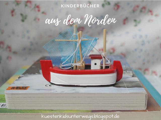 Das Bücherboot: Kinderbücher aus dem Norden. Ich stelle Euch auf Küstenkidsunterwegs tolle Kinder- und Jugendbücher aus und über Norddeutschland bzw. Schleswig-Holstein vor! Viele Bücher sind etwas für die ganze Familie.