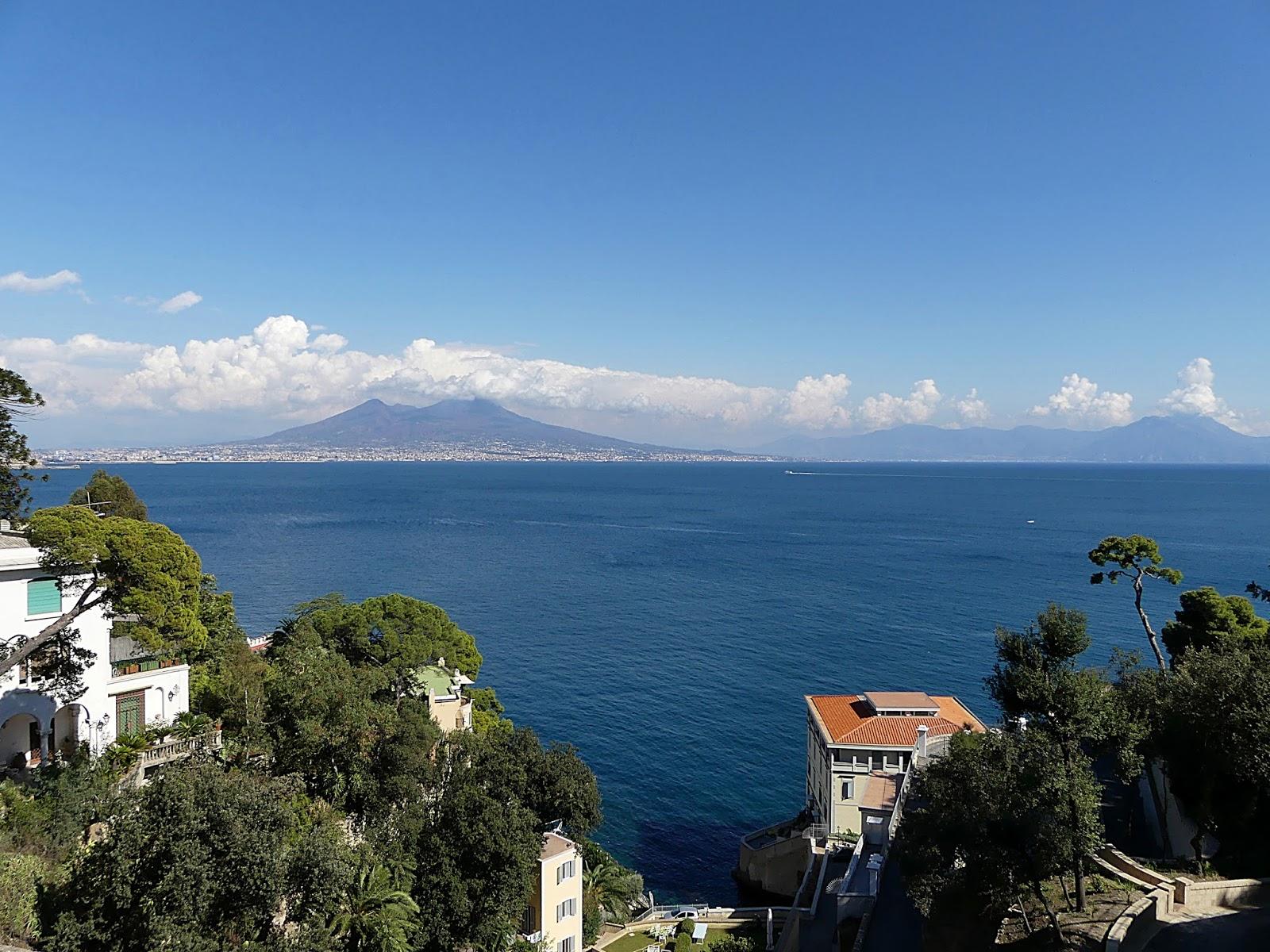 Włochy, Neapol, Capri, Sorrento