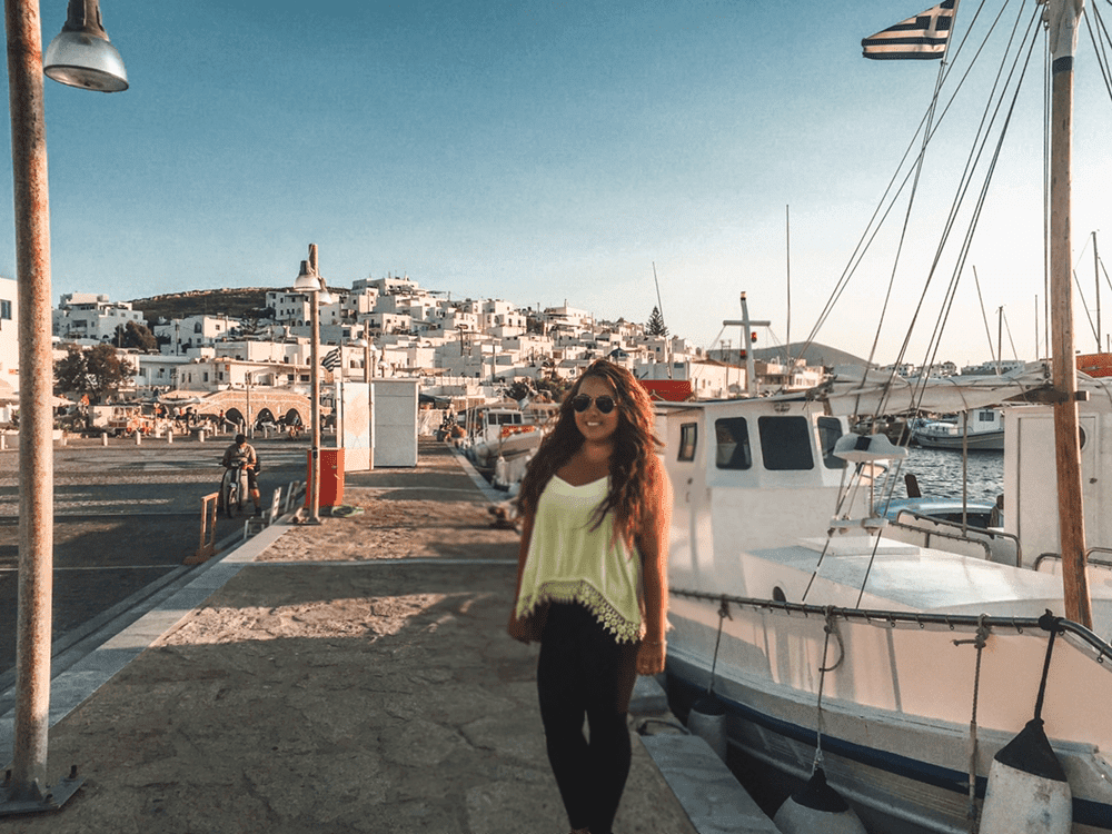 Paros Greece Travel Guide