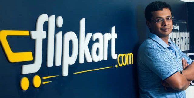 Flipkart CEO Sachin Bansal