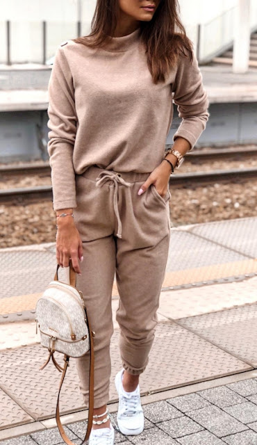 Trendy Street Style Winter Fall Outfits 2019