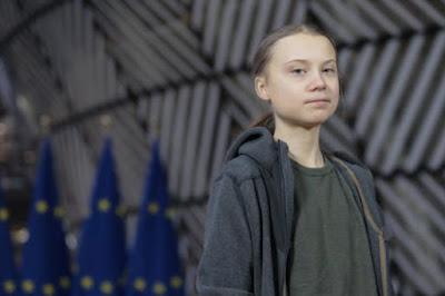 Greta Thunberg doa 100 mil euros para Amazônia