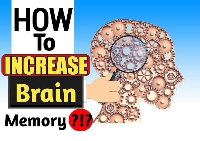 How to increase brain memory power
