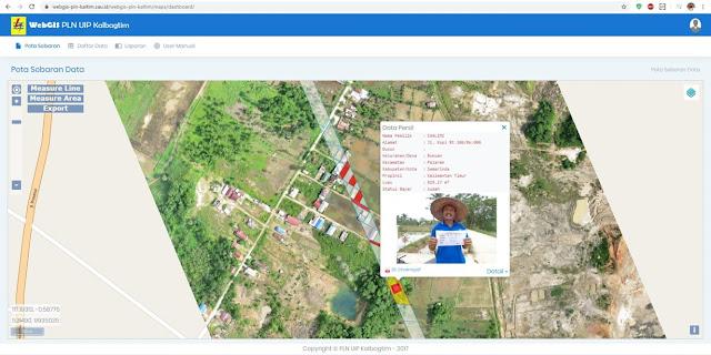 Tarif Jasa survey Topografi / Pemetaan Tanah samarinda