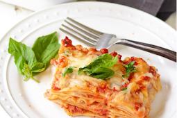 Vegan Lasagna #vegan #recipevegetarian