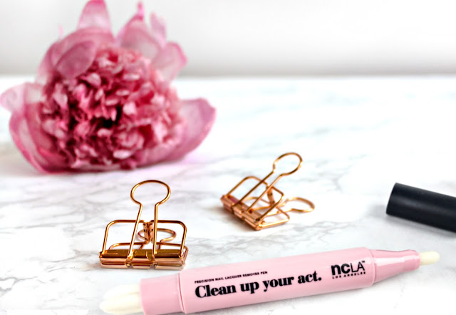 NCLA Clean Up Your Act review by barbies beauty bits