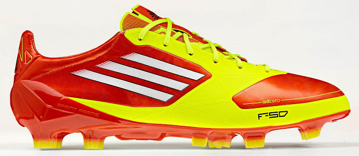 3f6eef850 The second generation of the Adidas F50 Adizero Boots was released in 2011