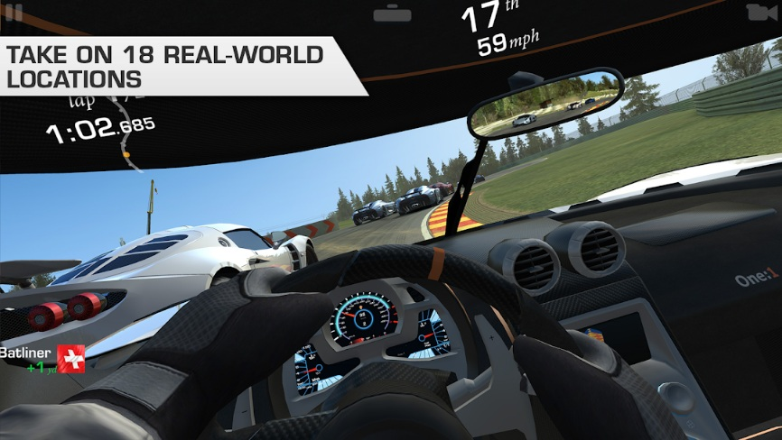 Real Racing 3 - 6.5.1 - Mod Money