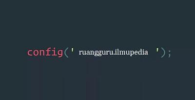 CONFIG INTERNET | CONFIG RUANG GURU DAN ILMU PEDIA HTTP INJECTOR OPEN SSH BY INDONESIA FAMILY REVOLUTION