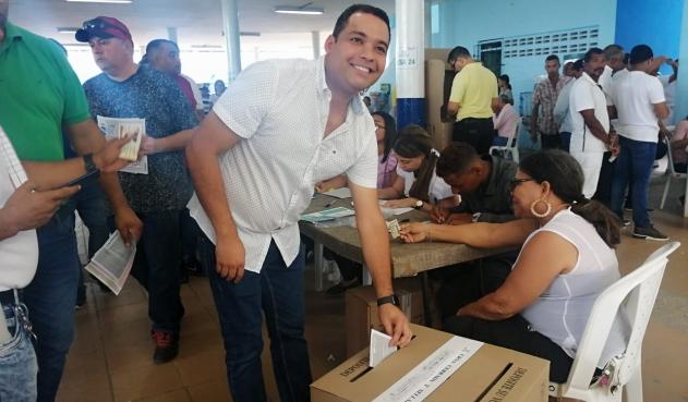 Nemesio Raúl Roys Garzón: gobernador electo de La Guajira