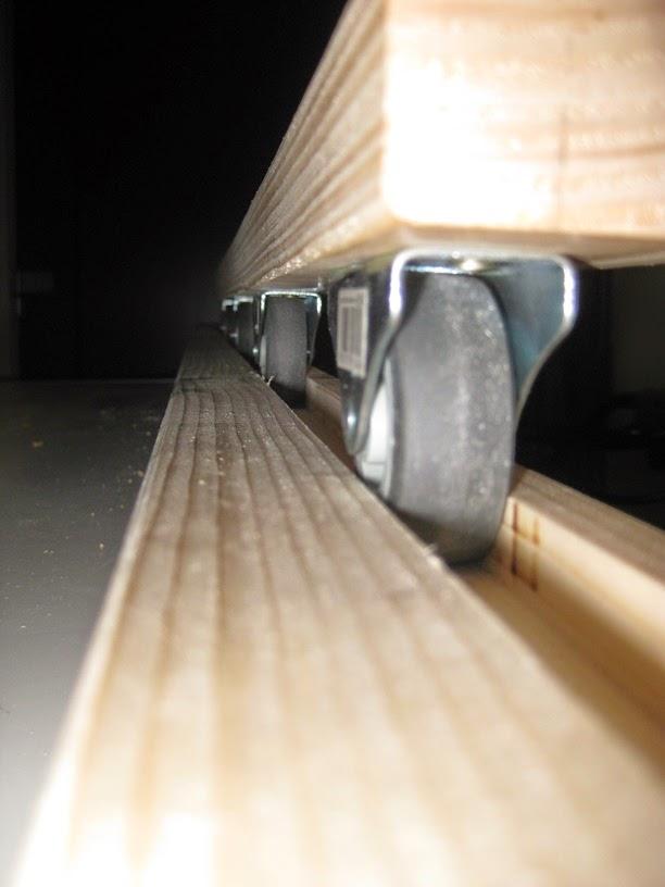 marios werkstatt hausprojekt carport schuppen teil 5. Black Bedroom Furniture Sets. Home Design Ideas