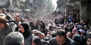 Pengungsi Timur Tengah