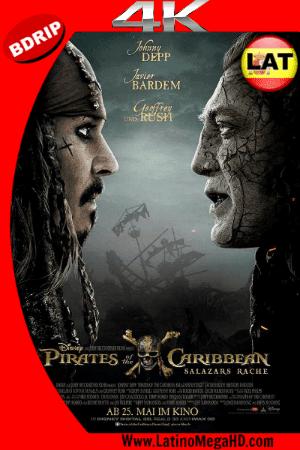 Piratas del Caribe: La Venganza de Salazar (2017) Latino Ultra HD 4K BDRIP 1080P ()