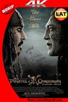 Piratas del Caribe: La Venganza de Salazar (2017) Latino Ultra HD 4K BDRIP 1080P - 2017