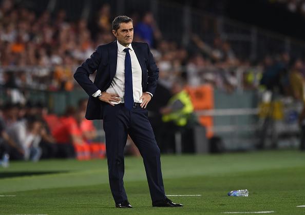 Tương lai HLV Barcelona đã được định đoạt