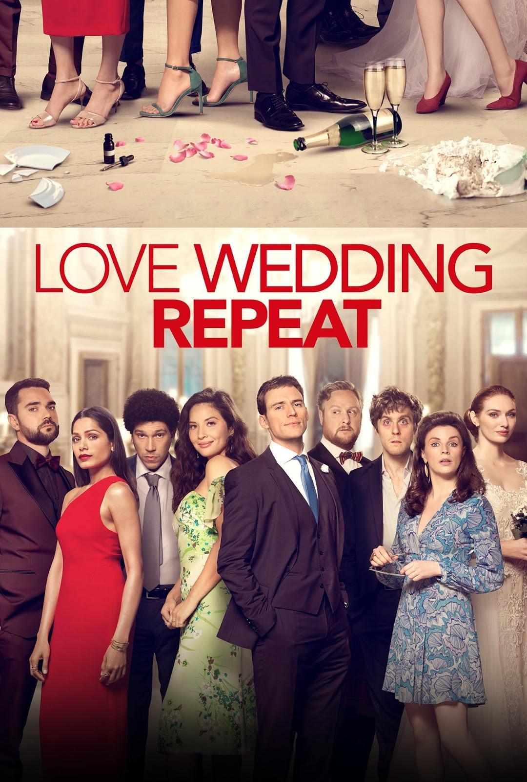 Love. Wedding. Repeat [2020] [CUSTOM HD] [DVDR] [NTSC] [Latino]