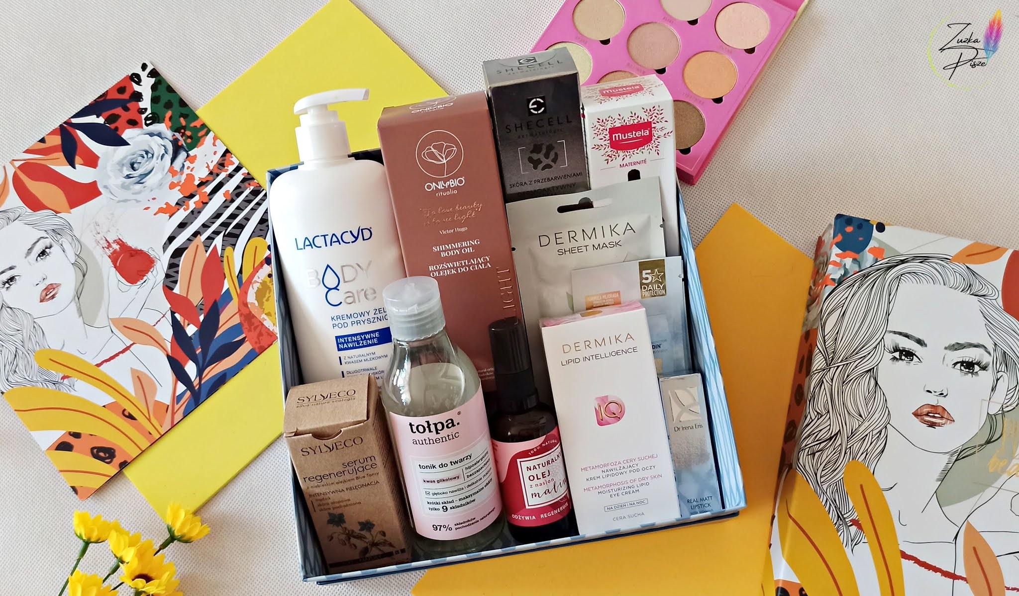 Pure Beauty Box - Eternal Allure - openbox