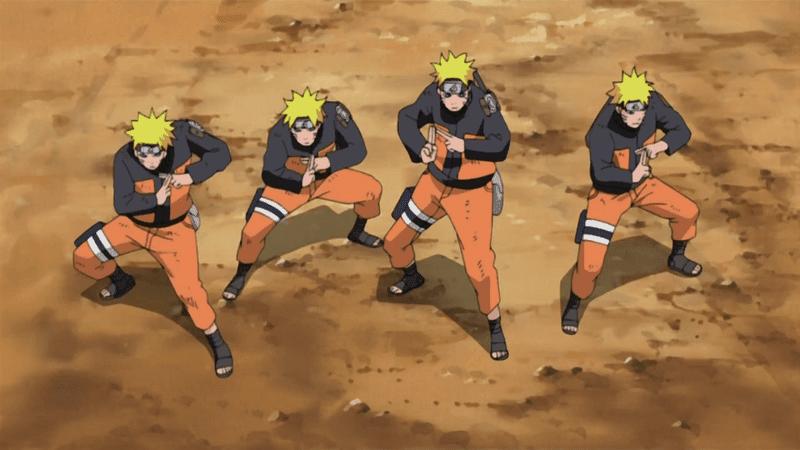 Mengenal jutsu Naruto Uzumaki terkuat