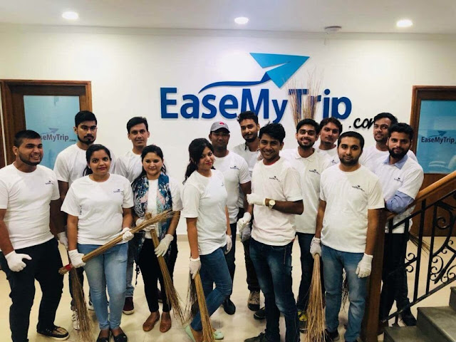 Indian Startup Success Stories easemytrip