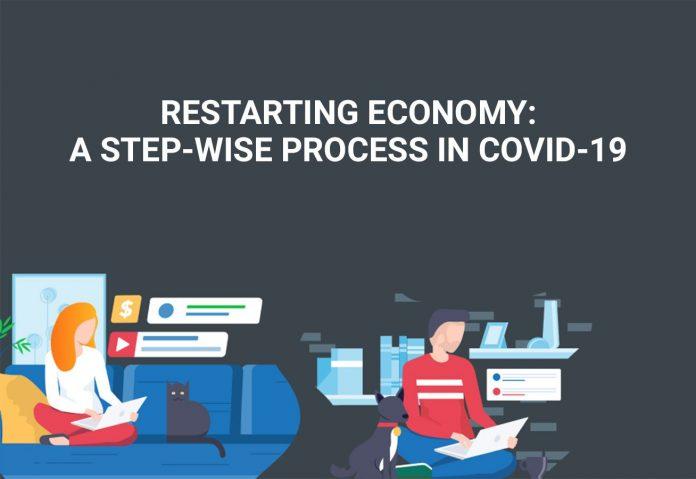 RESTARTING ECONOMY IN COVID-19