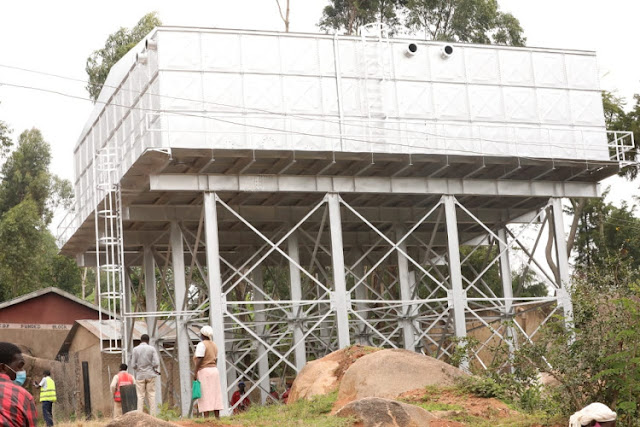 Vihiga water project