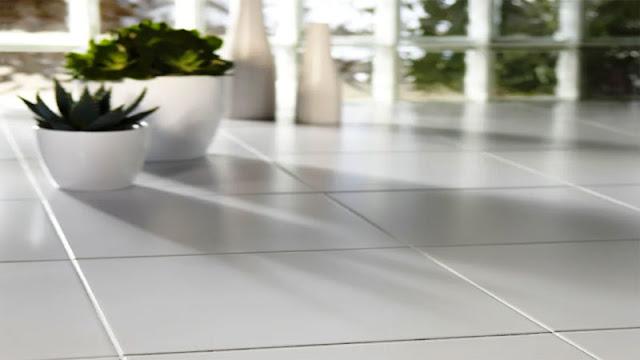 Kelebihan lantai ubin porselen dan keramik