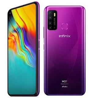 Daftar Harga Handphone Infinix Baru Garansi Resmi