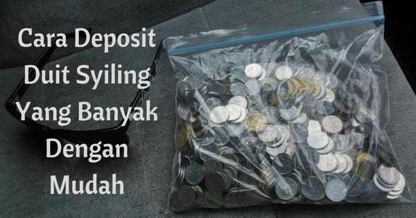 Deposit duit syiling