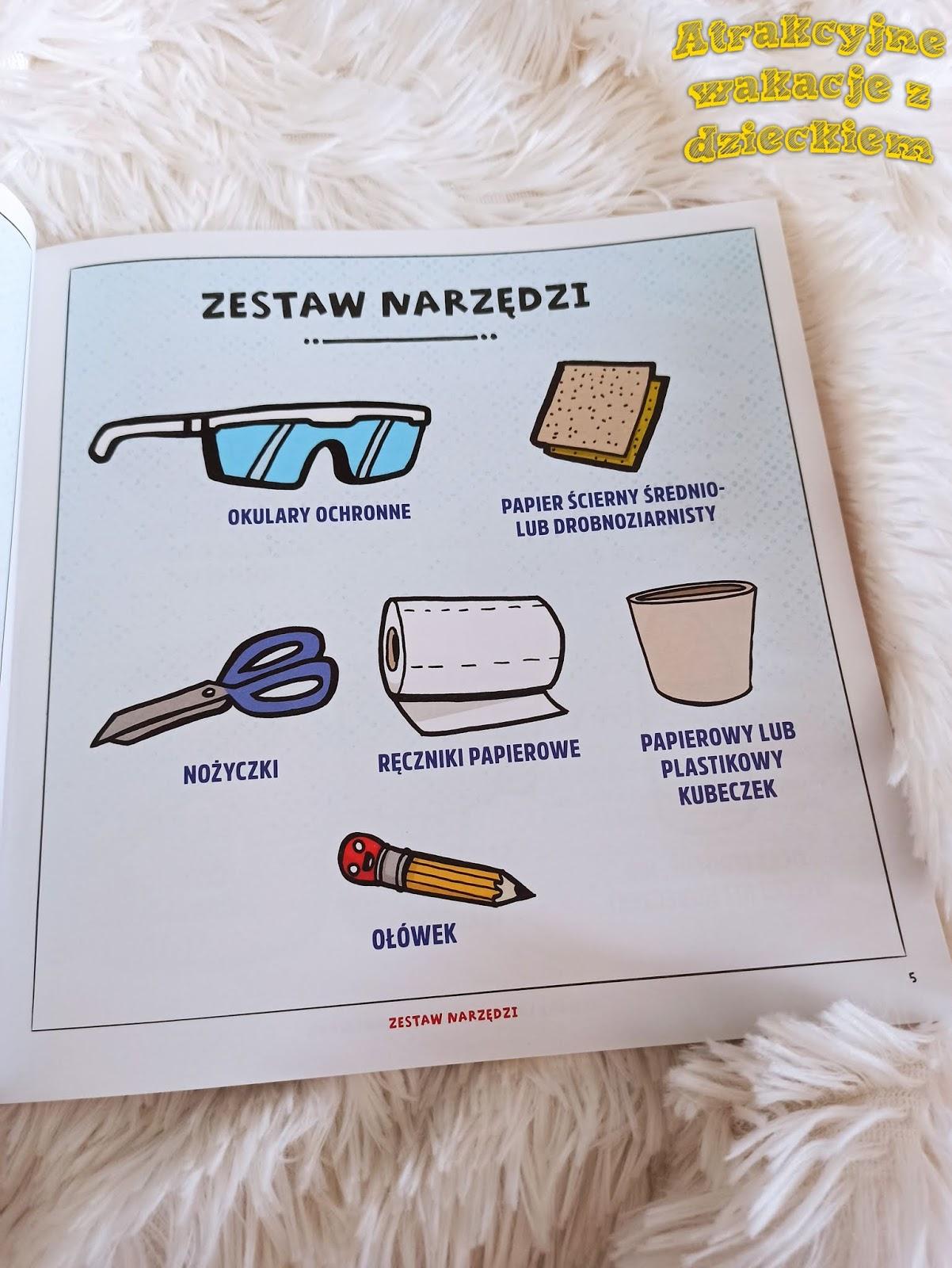 Recenzja książki Elektryczność dla młodych majsterkowiczów