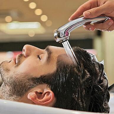 3. Use specific shampoo for dandruff