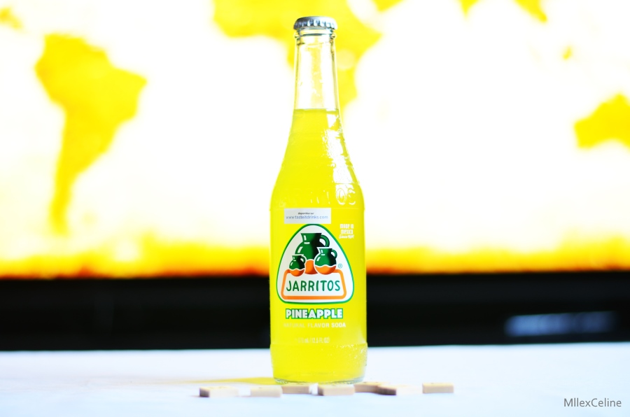 boissons pack voyage taste it drinks - Jarritos ananas - mexique