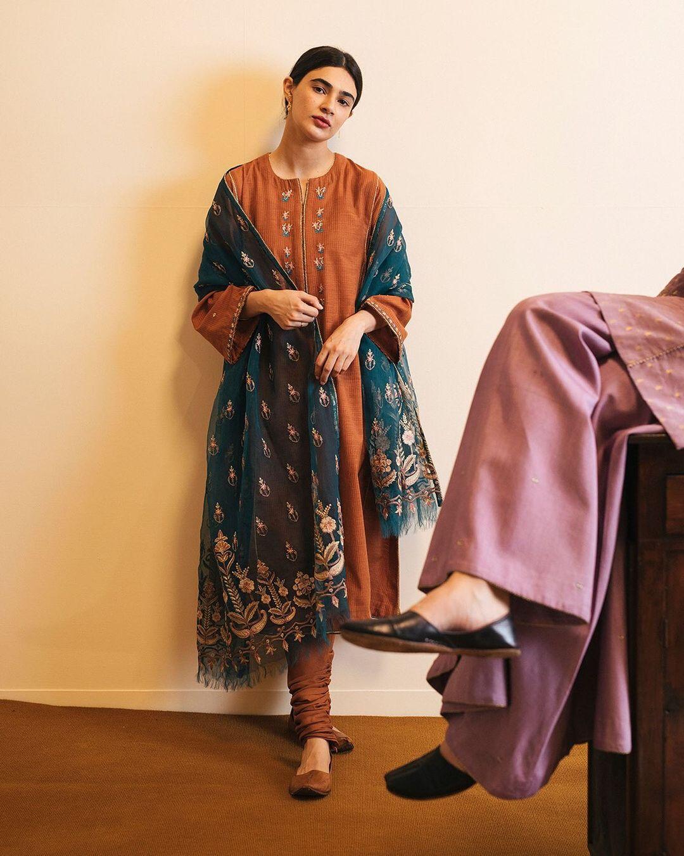 Zara Shahjahan AW 2020