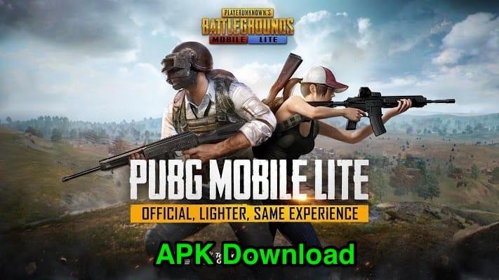 PUBG MOBILE LITE APK and OBB