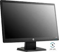 شاشة HP 20 بوصة
