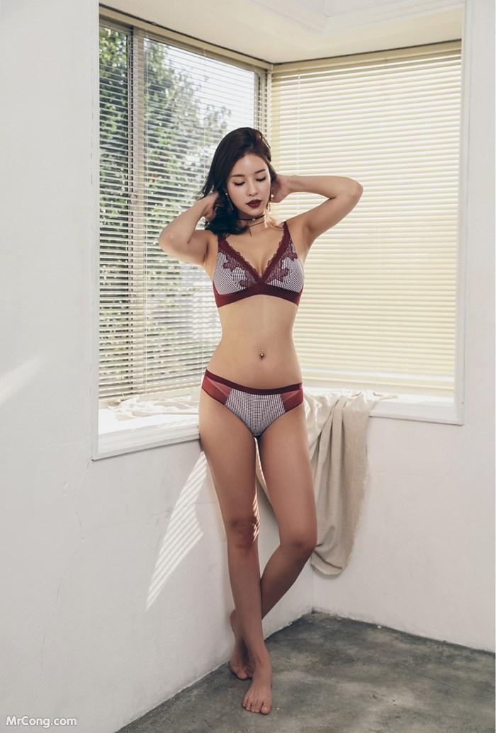 Image Korean-Model-Kwon-Soo-Jung-MrCong.com-001 in post Người đẹp Kwon Soo Jung trong bộ ảnh nội y tháng 10/2017 (195 ảnh)