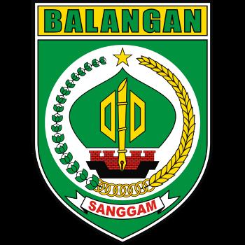 Logo Kabupaten Balangan PNG