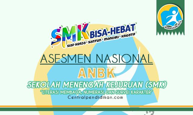 Contoh Soal ANBK SMK Tahun 2021