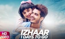 Gurnazar new single punjabi song Izhaar Best Punjabi single song Izhaar 2017 week