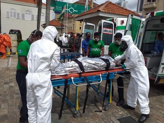 நேற்றுமட்டும் 13 பேருக்கு கொரோனா வைரஸ் தாக்கம் - இலங்கையில் 72 பேர் பாதிப்பு