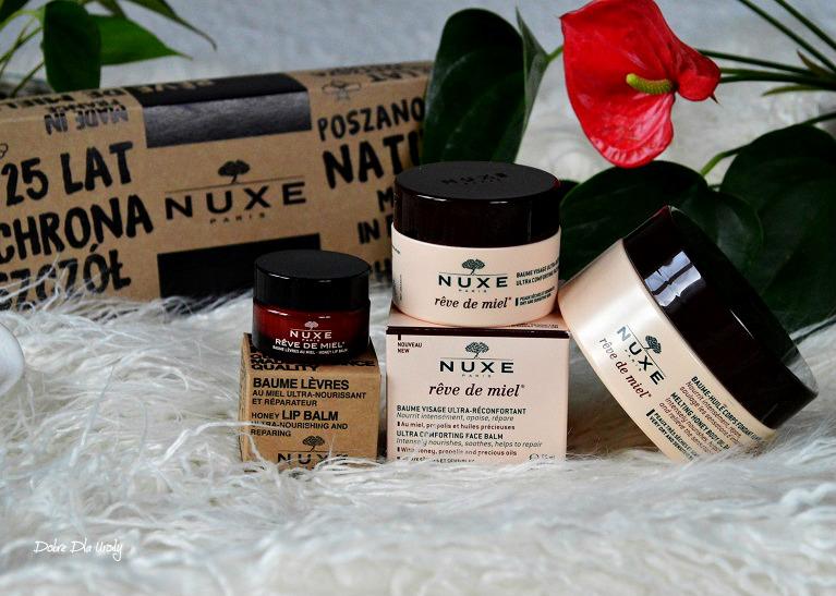 Nuxe Reve de Miel Nuxe - 25-lecie linii i nowości
