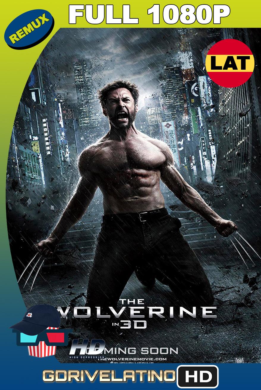 The Wolverine (2013) THEATRICAL CUT BDRemux 1080p Latino-Ingles MKV