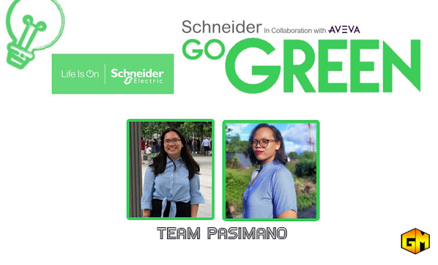 Schneider Electric Go Green
