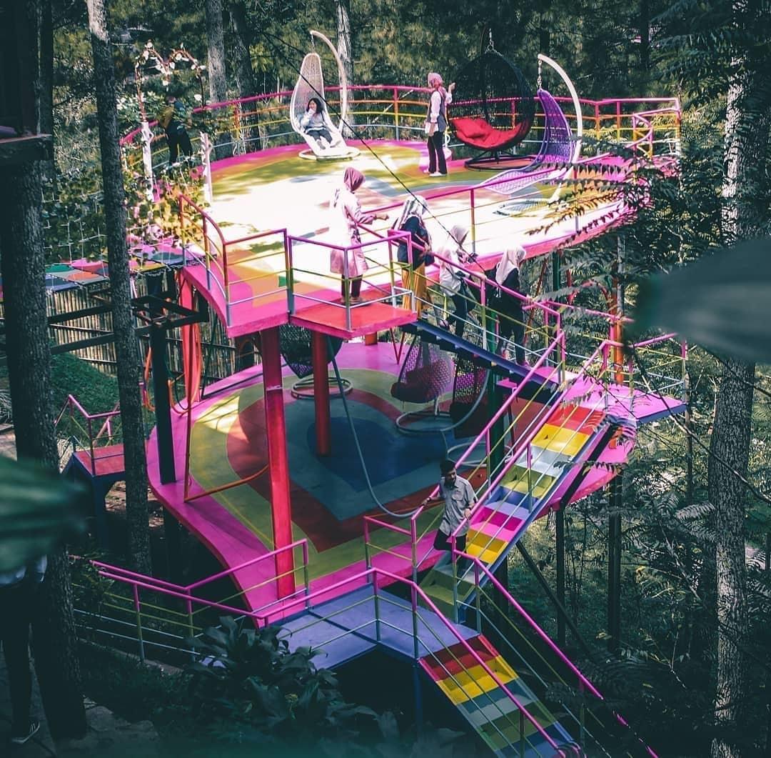 Wahana Dago Dream Park Bandung