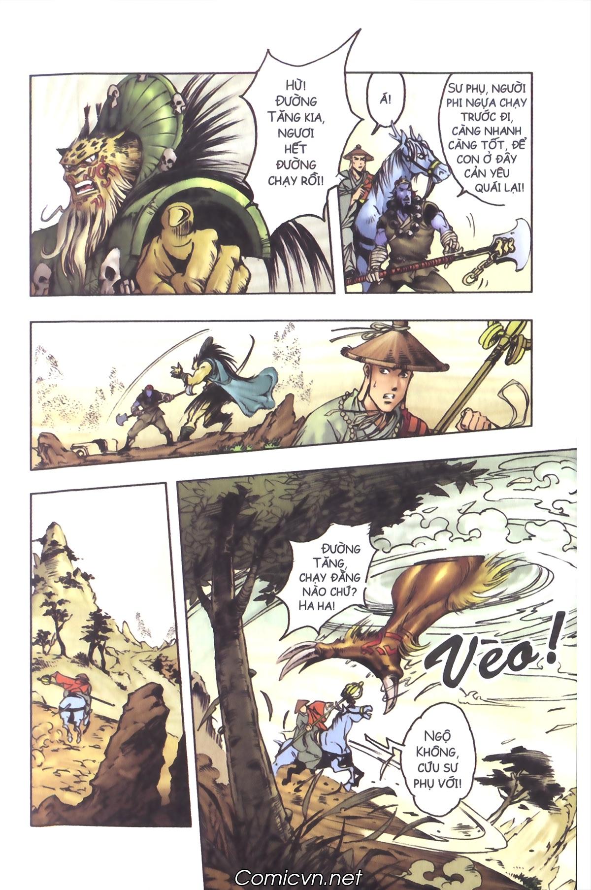 Tây Du Ký màu - Chapter 117 - Pic 33