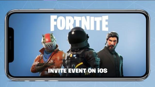 الإعلان رسميا عن لعبة Fortnite للهواتف الذكية و الكشف عن ميزة اللعب المشترك …