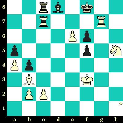 Les Blancs jouent et matent en 2 coups - Volodar Murzin vs Junta Ikeda, Internet, 2020